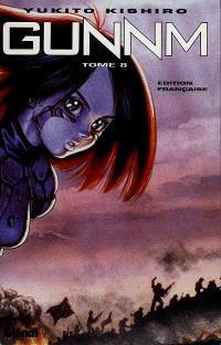 Gunnm. Volume 8