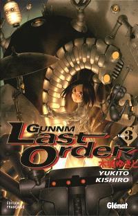 Gunnm, last order. Volume 3