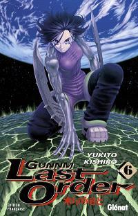 Gunnm, last order. Volume 6