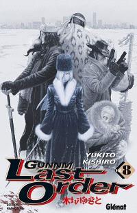 Gunnm, last order. Volume 8