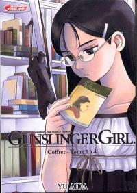 Gunslinger girl : coffret. Volume 1, Tomes 1 à 4