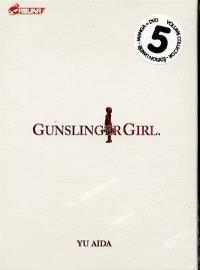 Gunslinger girl : une fillette robotisée, une enfance éternelle. Volume 5