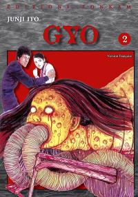 Gyo. Volume 2