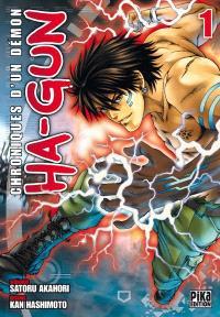 Ha-Gun : chroniques d'un démon. Volume 1