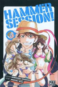 Hammer session !. Volume 8