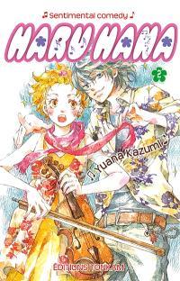 Haru Hana. Volume 2