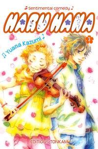 Haru Hana. Volume 3