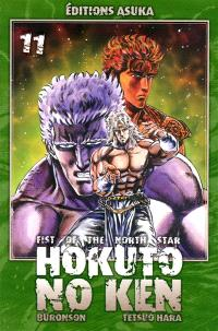 Hokuto no Ken : fist of the North Star. Volume 11