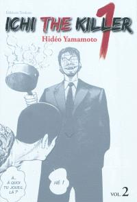 Ichi the killer. Volume 2