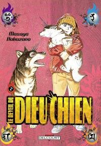 Inugami : le réveil du dieu chien. Volume 2