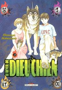 Inugami : le réveil du dieu chien. Volume 3