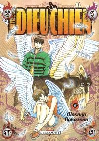 Inugami : le réveil du dieu chien. Volume 5