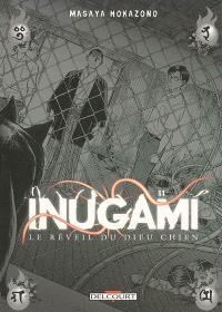 Inugami : le réveil du dieu chien. Volume 11