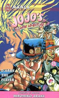 Jojo's bizarre adventure. Volume 25, D'Arby the player