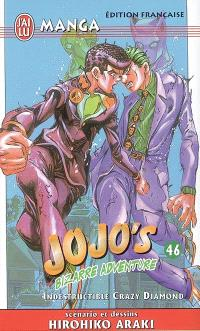 Jojo's bizarre adventure. Volume 46, Indestructible Crazy Diamond