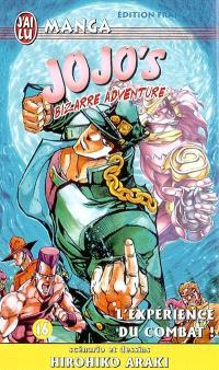 Jojo's bizarre adventure. Volume 16, L'expérience du combat !