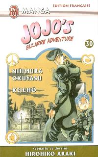 Jojo's bizarre adventure. Volume 30, Nijimura Okuyasu, Keichô