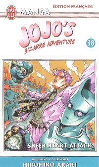 Jojo's bizarre adventure. Volume 38, Sheer heart attack