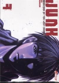 Junk : record of the last hero. Volume 7