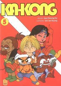 Ka-Kong. Volume 5