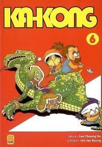 Ka-Kong. Volume 6
