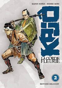 Kajô, la corde fleurie. Volume 2