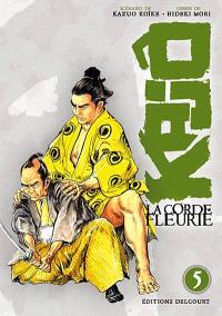 Kajô, la corde fleurie. Volume 5