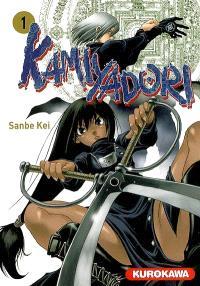 Kamiyadori. Volume 1
