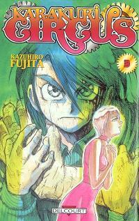 Karakuri circus. Volume 3