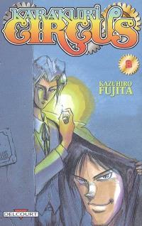 Karakuri circus. Volume 8