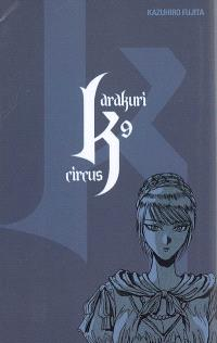 Karakuri circus. Volume 9