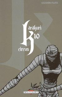 Karakuri circus. Volume 10