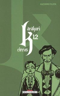Karakuri circus. Volume 12
