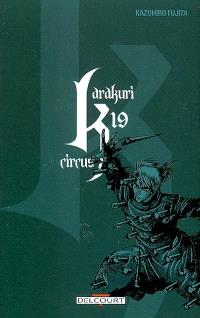 Karakuri circus. Volume 19
