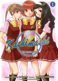 Kashimashi : girl meets girl. Volume 1