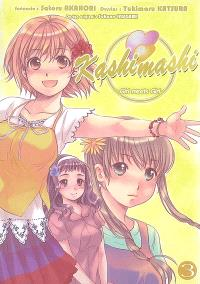 Kashimashi : girl meets girl. Volume 3