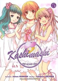Kashimashi : girl meets girl. Volume 5