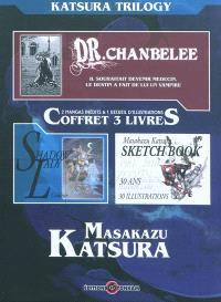 Katsura trilogy : coffret 3 livres : 2 mangas inédits & 1 recueil d'illustrations