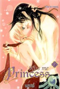 Kiss me princess. Volume 3