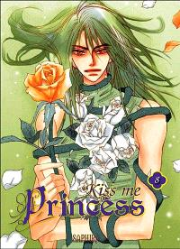 Kiss me princess. Volume 8