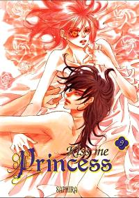Kiss me princess. Volume 9