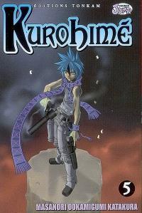 Kurohimé. Volume 5