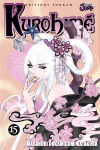 Kurohimé. Volume 15