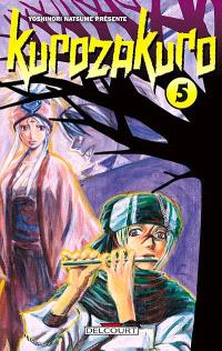 Kurozakuro. Volume 5