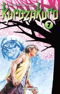 Kurozakuro. Volume 7