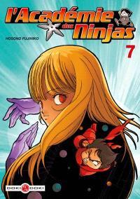 L'académie des ninjas. Volume 7