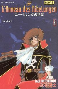 L'anneau des Nibelungen = Der ring des Nibelungen. Volume 8