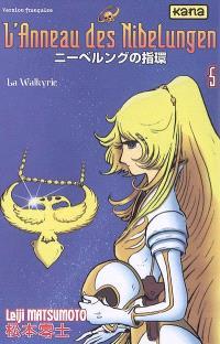 L'anneau des Nibelungen = Der ring des Nibelungen. Volume 5, La Walkyrie