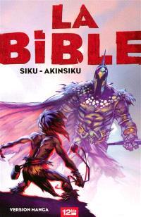 La Bible : version manga