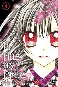 La fille des enfers. Volume 4